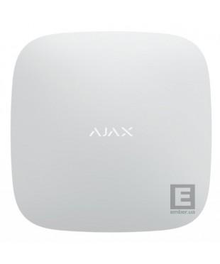 Интеллектуальный центр системы безопасности Ajax Hub 2