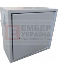 Антивандальный ящик БК-550 -З-2 1.5 ММ 2U