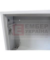 Антивандальный бокс БК-550 -З-2 1.5 ММ 3U
