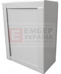 Антивандальный ящик БК-165 1 мм винт пенал