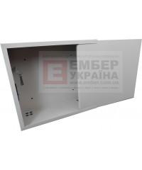 Антивандальный ящик БК-550-з-1 1.5 мм 4U