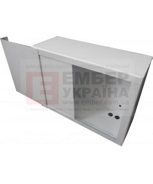 Антивандальный ящик БК-400 -1 1.2 мм винт пенал
