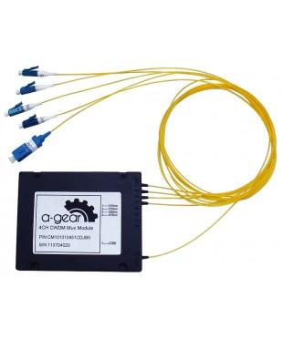 Мультиплексор CWDM 1x4 TX1510nm-1570nm