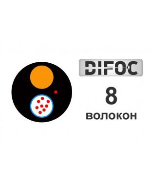 Оптический кабель DiFOC AirD-8E-1,5