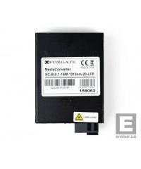 Медиаконвертеры FoxGate EC-B-0,1-1SM-1310nm-20-LFP