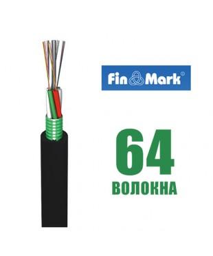 Оптический кабель FinMark LT064-SM-05, 64 волокон