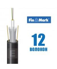 Оптический кабель FinMark UT012-SM-15, 12 волокон