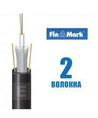 Оптический кабель FinMark UT002-SM-15, 2 волокна
