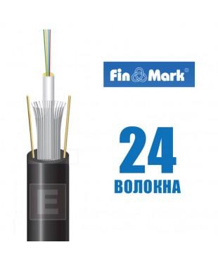 Оптический кабель FinMark UT024-SM-15, 24 волокна