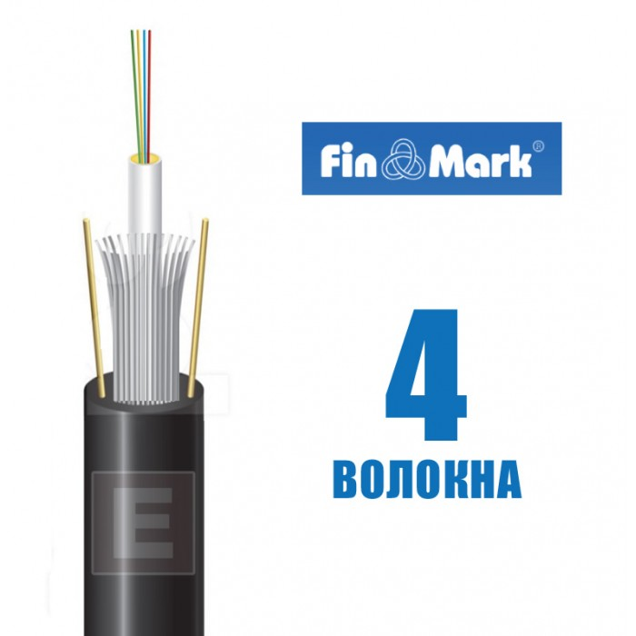 Оптический кабель  FinMark UT004-SM-15