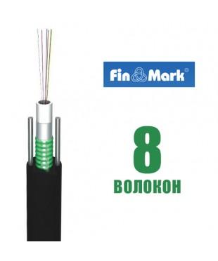 Оптический кабель FinMark UT008-SM-03-T, 8 волокон