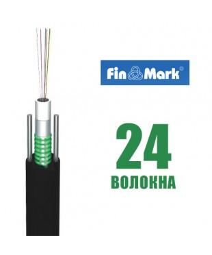 Оптический кабель FinMark UT024-SM-03-T, 24 волокна