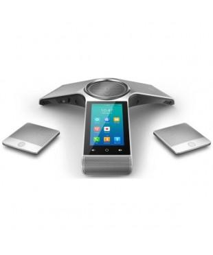 CP960+2 CPW90, Комплект: CP960, конференц-телефон, PoE, запись разговора и 2 CPW90 (беспроводные), без БП