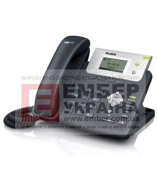 Телефон SIP-T21P E2 - 2 аккаунта, PoE