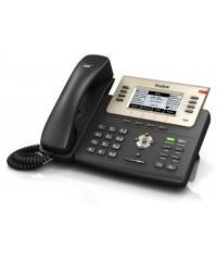 Телефон SIP-T27G -6 аккаунтов, BLF, PoE, GigE