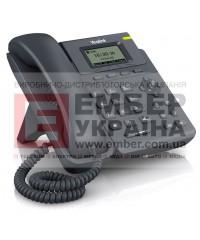 Телефон SIP-T19P E2 - 1 аккаунт, PoE