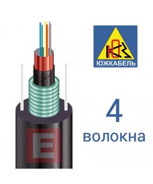 Оптический кабель ОЦБгП-4А1(1х4)-1.5