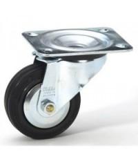 Комплект колес d - 50мм с тормозом для стоек, нагрузка комплекта до 150 кг. брутто