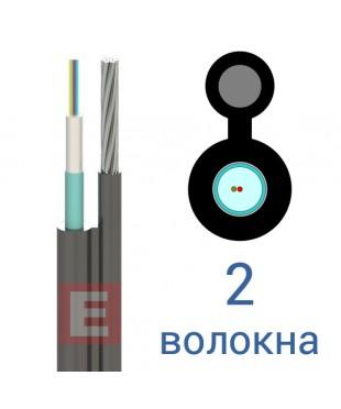 Оптический кабель ОКТ8-М(1,5)П-2Е1 (бывший Ecolight), 2 волокна
