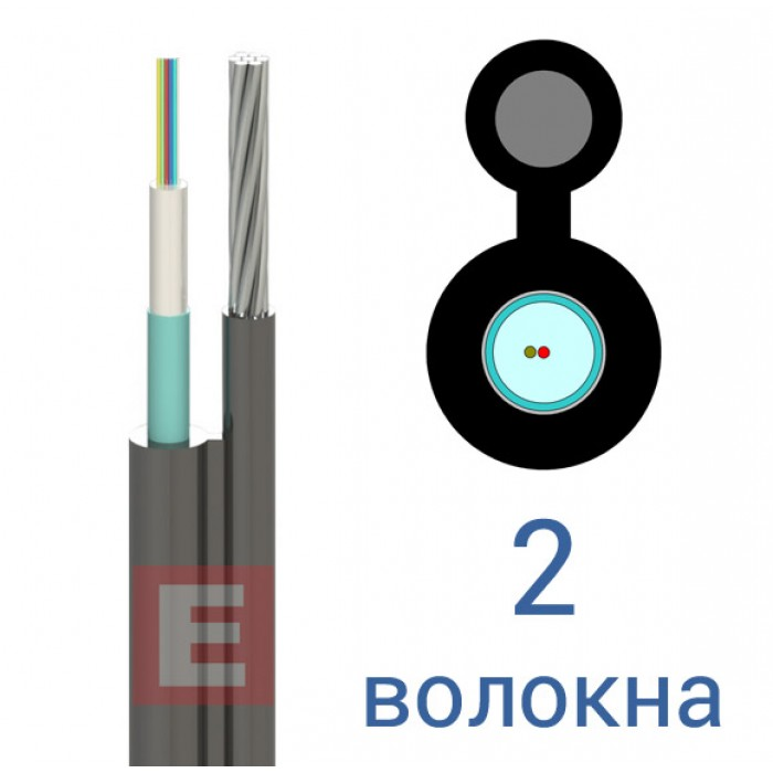 "Кабель фигура ""8"" ОКТ8-М(1,5)П-2Е1"