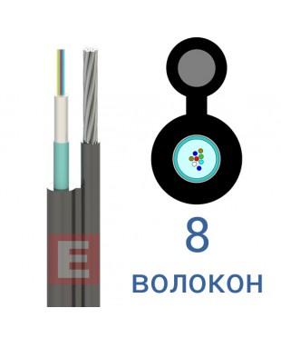 Оптический кабель ОКТ8-М(1,5)П-8Е1 (бывший Ecolight), 8 волокон