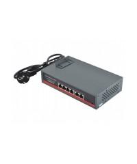 POE CCTV коммутатор FoxGate S5804P-E2