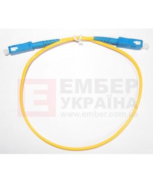 Патчкорд, sm, simplex, SC/UPC-SC/UPC, 3мм
