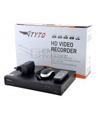 IP видеорегистратор Tyto NQ-8 NVR