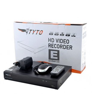 IP видеорегистратор Tyto NQ-16 NVR