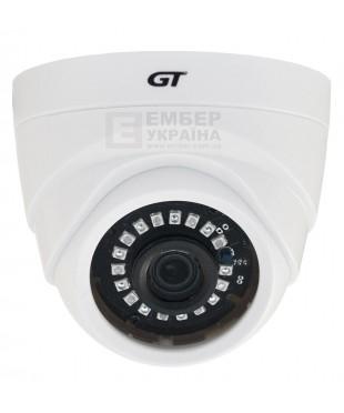 Купольная MHD камера GT MH100-13