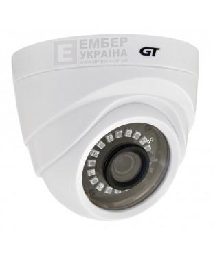 Купольная MHD камера GT MH100-10