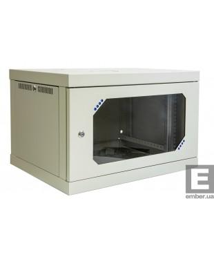 Шкаф настенный Wallmount Lite 6U-450
